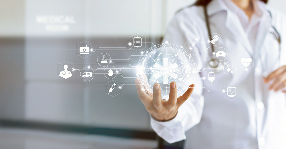 Artificial intelligence (AI) is set to bring a paradigm shift to the healthcare industry